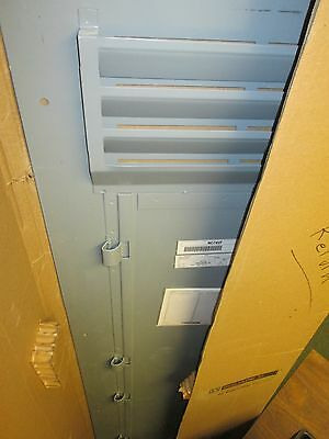 Square D Nqnf Breaker Panel Cover Nc74vf Flush Type New Surplus