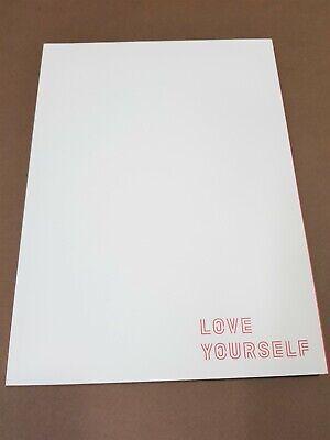 [Official] BTS PROGRAM BOOK [LOVE YOURSELF]