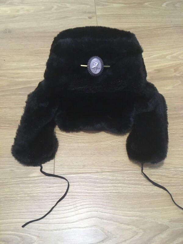 Soviet Russian USSR Ushanka Hat