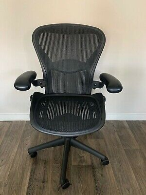 Herman Miller Aeron Chair - Size B - Excellent Condition