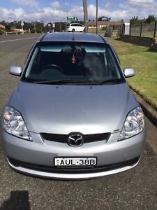 Immaculate condition very low kms manual Mazda 2005
