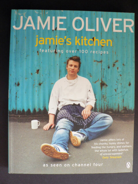 Jamie's Kitchen by Jamie Oliver (Paperback, 2004).
