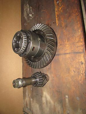 Massey Ferguson 1080 Tractor Rind And Pinion With Carrier Assembly