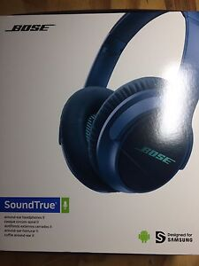 Purchased  Bose NEW USED ONLY FEW TIMES 10/10