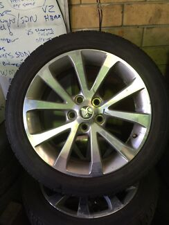 VE 18 inch mags and tyres  Malaga Swan Area Preview