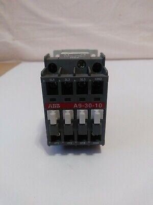 ABB A9-30-10 3P Contactor 26A 600V 220-240VAC Coil
