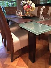Dining table and chairs Rose Bay Eastern Suburbs Preview