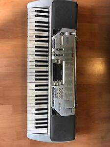 Casio keyboard Beresfield Newcastle Area Preview