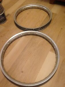 Did rims off of a 2004 Crf250r