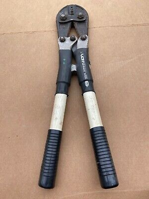 Burndy Md6 Hand Operated Crimping Tool Free Shipping