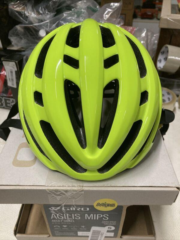 ! Giro Agilis MIPS Cycling MTB Bike Helmet Highlight Yellow