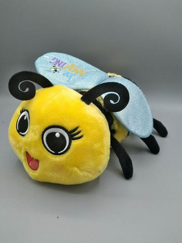 Be Amazing Bee Plush ABC BAKERS Official Girl Scout Bakers 2021 Stuffed plush