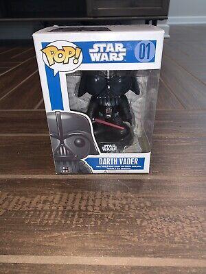 Funko Pop Darth Vader 01 Star Wars Collectible Figure