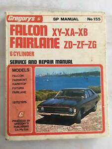 xb falcon zg fairlane repair manual gumtree australia free local rh gumtree com au Australian Ford Falcon Ford Falcon