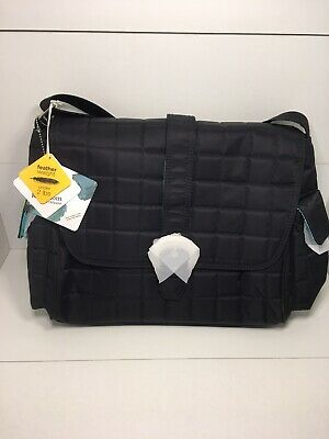 Baby changing bag brand new nappies quilted feather weight collection