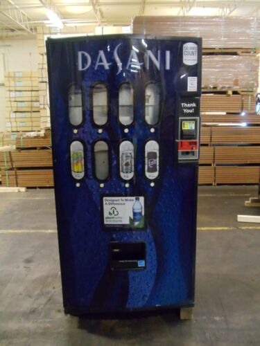 Royal 660 8 selections with  Dasani Front