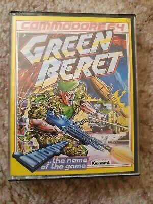 Green Beret (Imagine) - Commodore 64/c64