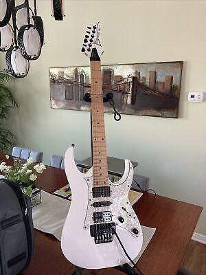 Ibanez RG Nita Strauss Electric Guitar 24 Fret Locking Tremolo Rocker Look!!