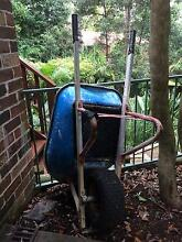 Brickies wheelbarrow used Killara Ku-ring-gai Area Preview