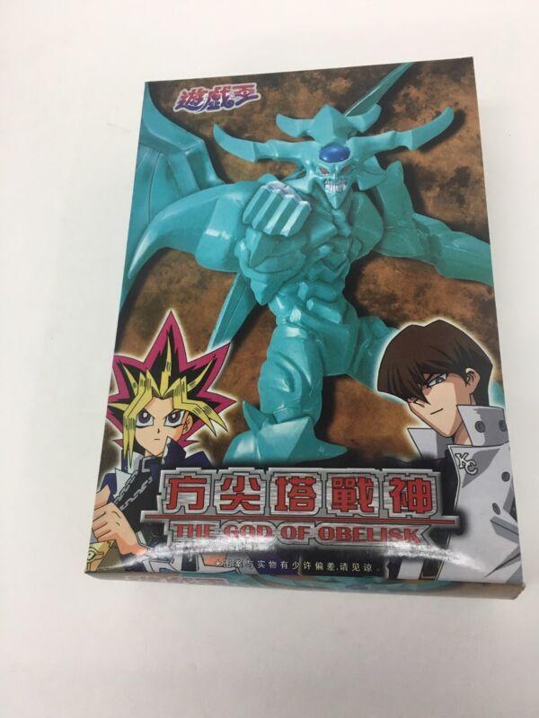 Yu-Gi-Oh! Obelisk Model Kit!! New