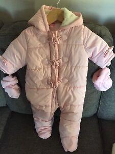 Children's Palace Snowsuit