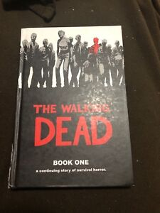 Walking Dead Comic Book one