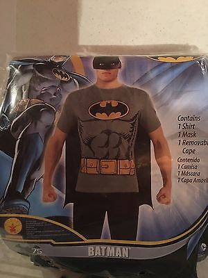Batman Halloween Costume For Men (Halloween Costume Men's Batman Medium)