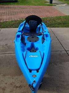 HOBIE Mirage Sport Kayak 9ft 7in - Pedal Drive Chelsea Heights Kingston Area Preview