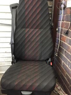 Isri Truck Seat