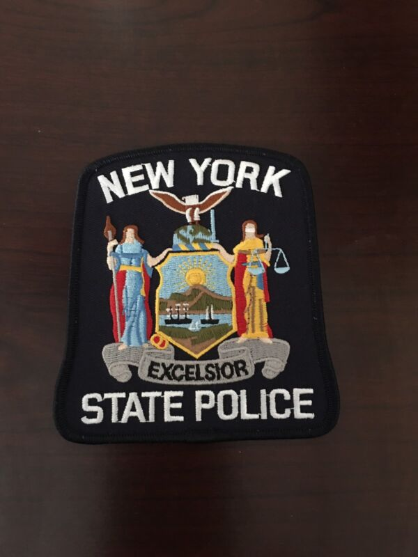 New York State Police Shoulder Patch