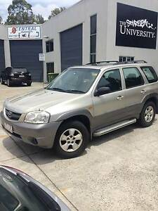 Mazda Tribute Wagon 2004 4X4 Automatic Burleigh Heads Gold Coast South Preview