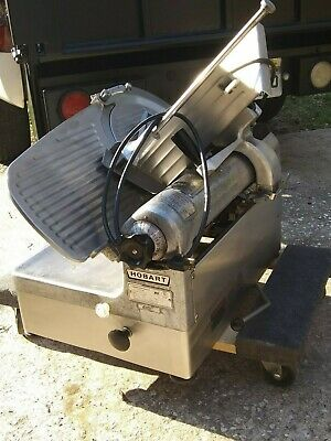 Hobart 1712e Automatic Meat Slicer
