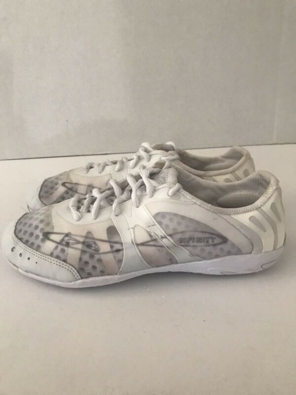 Nfinity Vengeance Cheer Shoes Size 10