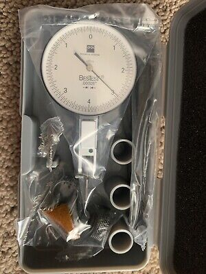 Brown Sharpe 599-7033-3 .008 0-4-0 .00005 Wf Bestest Dial Test Indicator