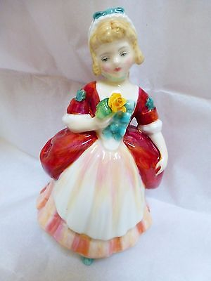 Royal Doulton Girl Figurine HN2107, England Limited, 5""