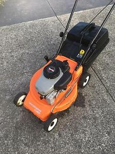 ORANGE VICTA LAWN KEEPER  FULLY SERVICED , PERFECT CONDITION !!! Hallam Casey Area Preview