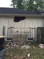 Porch repairs spotless Repointing no job too small