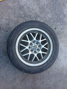 A set of 15 inch rims for sale