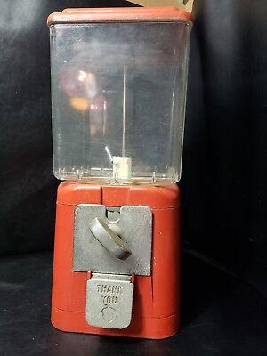 Vintage ACORN Candy Gum Ball Machine Retro Collectible Memorabilia Decor Arcade