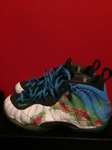 "Nike Foamposite ""Weatherman"""