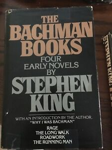 Stephen King The Bachman Books