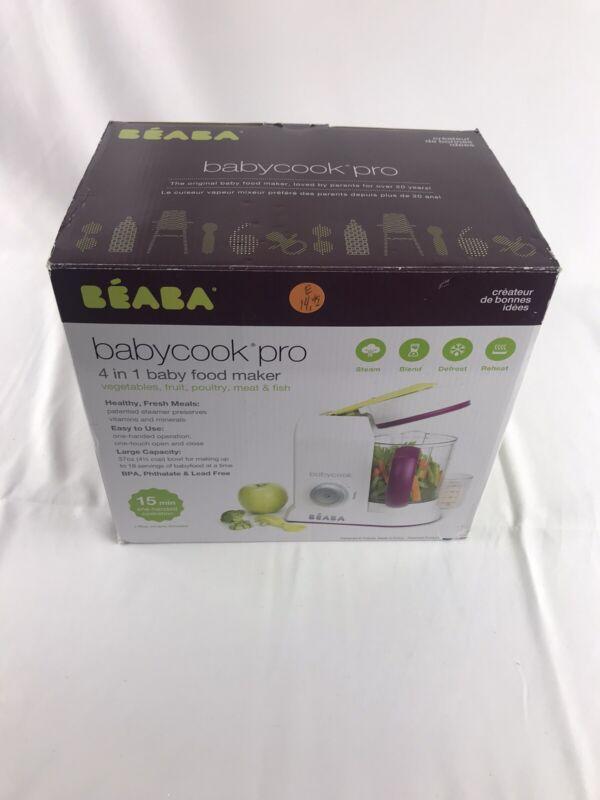 Open Box Beaba Baby Cook Pro