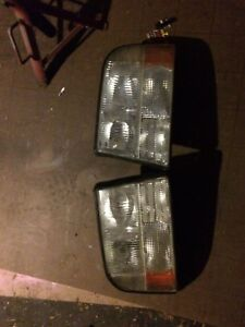 Gmc headlights