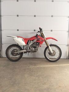 2009 CRF 250 r. Sell or trade for quad