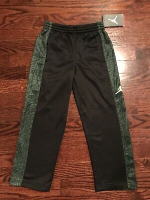 Clearance! NWT Nike Jordan Boy's Therma-fit Jogging Pants Size S (4-5yr) (Boys Pants Clearance)