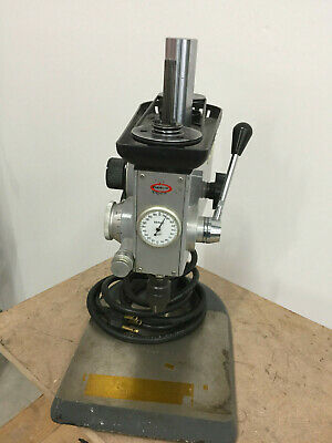 Servo Variable Speed Sensitive Precision Benchtop Drill Press - 7040