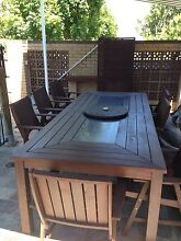 Nullarbor 11 piece outdoor setting Robertson Brisbane South West Preview