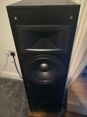 Klipsch KG4.5 Horn Speakers Mint Condition with Bob Crites Upgrades