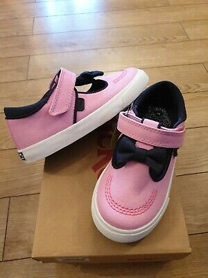 Girls Kickers Summer Shoes New Size 10