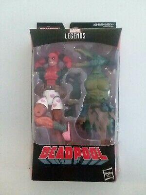 Marvel Legends: Deadpool Series 6-Inch Deadpool Action Figure BAF Sauron Series